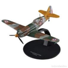 Modelos a escala: DEWOITINE D.520 FRANCE WWII 1:72 AVION DIECAST ALTAYA N37. Lote 257636315