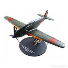 Modelos a escala: KAWASAKI KI-61 HIEN JAPAN WWII 1:72 AVION DIECAST ALTAYA #36. Lote 257636325