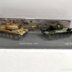 Modelli in scala: SET DOS TANQUES 1:72 WORLD OF TANKS TANQUE DIECAST #05. Lote 259941970