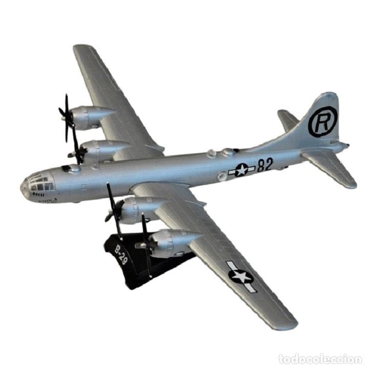B-29 1:200 AVION DE COMBATE DEL PRADO DIECAST #041 (Juguetes - Modelos a escala)