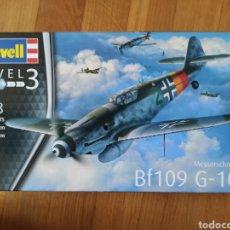 Modelos em escala: MAQUETA AVION BF-109 REVELL 1/48. Lote 261941425