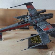 Modelos em escala: MAQUETA STAR WARS X-WING MPC 1/48. Lote 261943600