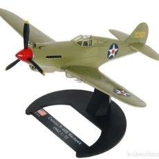 Modelos a escala: AVIÓN SEGUNDA GUERRA MUNDIAL CURTISS P-40B WARHAWK / 1942 - FUERZAS AÉREAS AMERICANAS (ESCALA 1:72). Lote 262718910