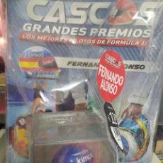 Modelos a escala: CASCO FORMULA 1 FERNANDO ALONSO. Lote 262749425