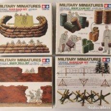 Modelos a escala: MILITARY MINIATURES. TAMIYA 1/35.. Lote 263173295