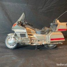 Modelli in scala: BONITA MINIATURA DE MOTO GOLDWING. Lote 263233425