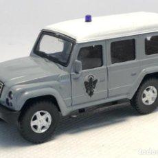 Modelos a escala: VEHICULO TIPO LAND ROVER. POLICIA ARMADA. VER DESCRIPCIÓN. Lote 182499108