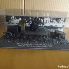 Modelli in scala: ALTAYA ---- TANQUE FLAKVIERLING SD.KFZ.7/1 WITH SD.AH.51 TRAILER -- 1/72. Lote 265773484