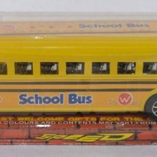 Modelos a escala: SCHOOL BUS POWER PEED SUEPR NO:2012.. Lote 266941124