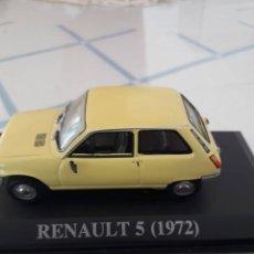 Modelos a escala: BONITO RENAULT 5 MODELO 1972 MATRICULA VALLADOLID MUY DETALLADO INTERIOR. Lote 269233353