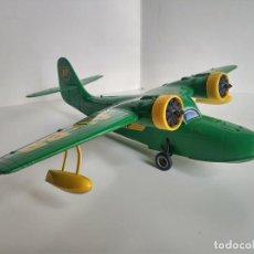 Modelos a escala: AVION 1941 GRUMMAN GOOSE MARCA ERTL DE METAL - AIR BP. Lote 275557638
