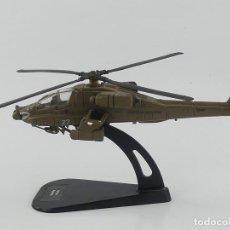 Modelli in scala: MAQUETA HELICOPTERO DE COMBATE APACHE AH-64. Lote 275687548