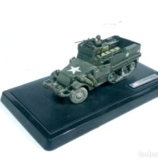 Modelli in scala: U.S.M3A1 HALF TRACK - NORMANDY 1944 - FORCES OF VALOR - 1/32. Lote 276442483