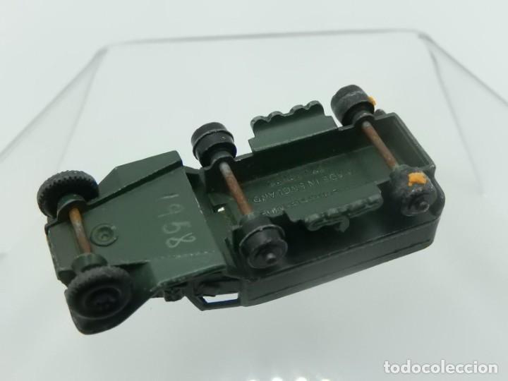Modelos a escala: Pequeño camión militar. M3 Personnel Carrier. Fabricado en Inglaterra por Lesney. - Foto 12 - 278269403