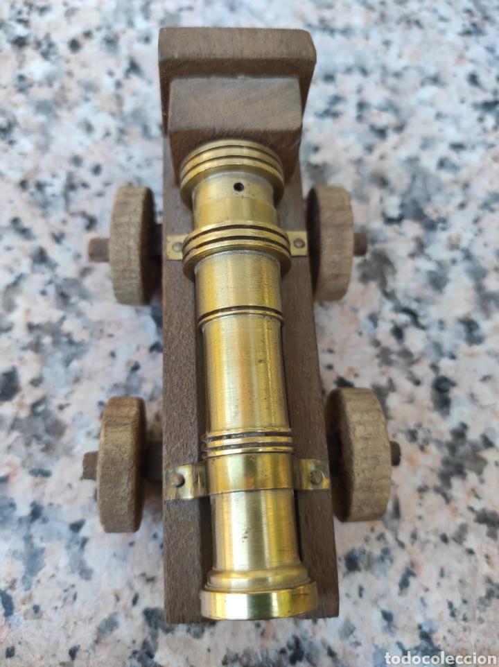 Modelos a escala: Cañón en bronce y madera - Foto 4 - 279502683