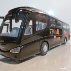 Modelos a escala: AUTOBÚS METAL JOAL TRAVER TOUR BUS SCANIA IRIZAR ESCALA 1: 50 EN SU CAJA ORIGINAL. SIN ESTRENAR. Lote 279550208
