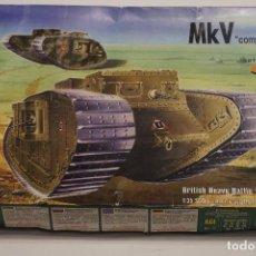 Modelos a escala: MK V COMPOSITE -1:32 TANQUE. Lote 280438113