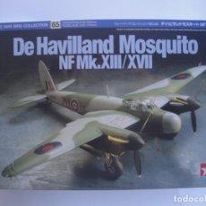 Modelos a escala: DE HAVILLAND MOSQUITO NF MK.XIII/XIV. Lote 282976873