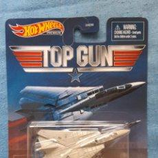 "Modelos em escala: AVIÓN GRUMANN F-14 TOMCAT DE LA PELÍCULA ""TOP GUN"" MARCA HOT WHEELS. Lote 286853593"