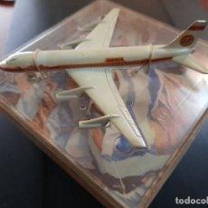 Modelos a escala: PLAYME SUPER DC 8 IBERIA (ESPAÑA) REF 114 AVION METAL CON CAJA FABRICADO BENIPARRELL (VALENCIA). Lote 287376733