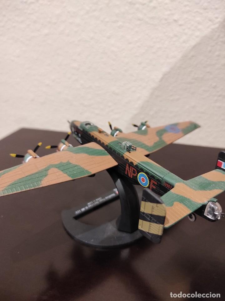 Modelos a escala: HANDLEY PAGE HALIFAX B.MK III 1944 - 1:144 - WWII AVIÓN - Foto 3 - 288625053