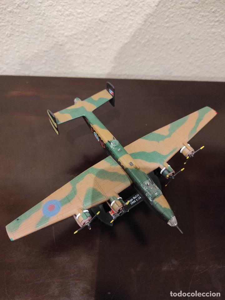 Modelos a escala: HANDLEY PAGE HALIFAX B.MK III 1944 - 1:144 - WWII AVIÓN - Foto 4 - 288625053