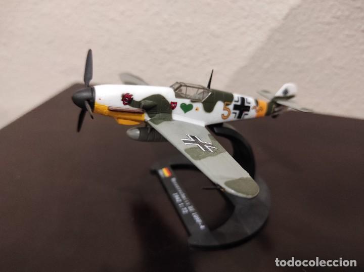 MESSERSCHMITT BF 109F-4 1942 - 1:72 - WWII AVIÓN (Juguetes - Modelos a escala)