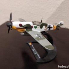 Modelos a escala: MESSERSCHMITT BF 109F-4 1942 - 1:72 - WWII AVIÓN. Lote 288625483