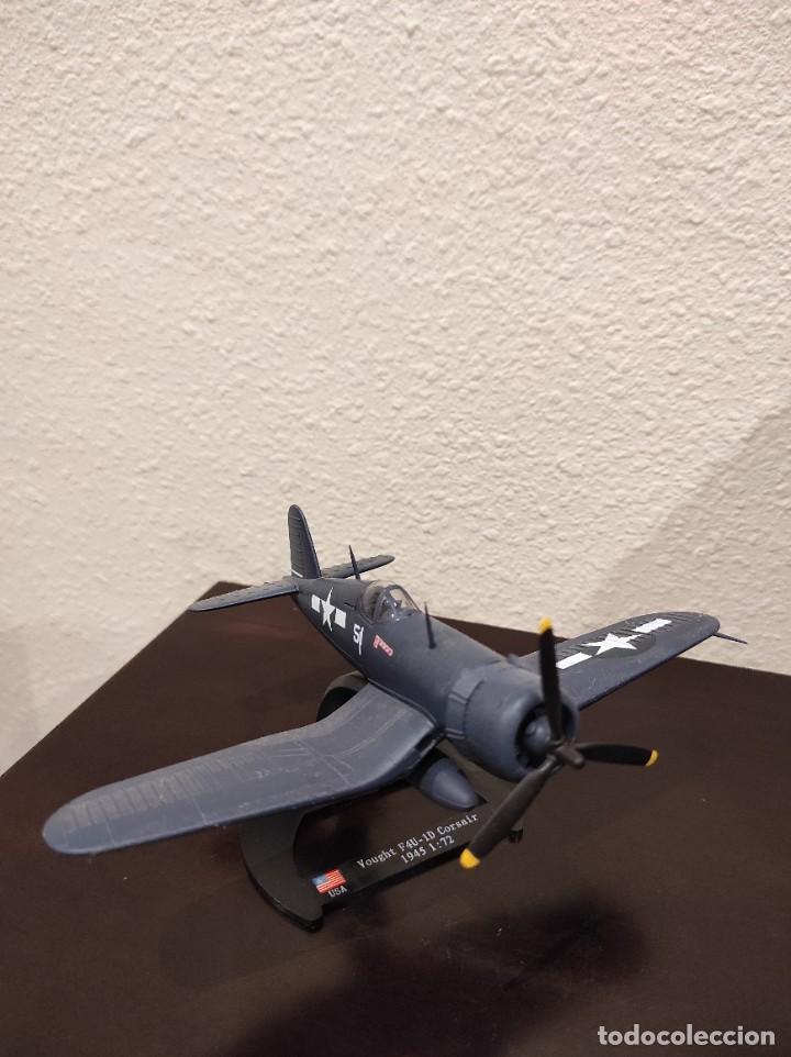 VOUGHT F4U-1D CORSAIR 1945 - 1:72 - WWII AVIÓN (Juguetes - Modelos a escala)