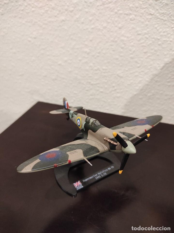 SUPERMARINE SPITFIRE MK VB 1941 - 1:72 - WWII AVIÓN (Juguetes - Modelos a escala)