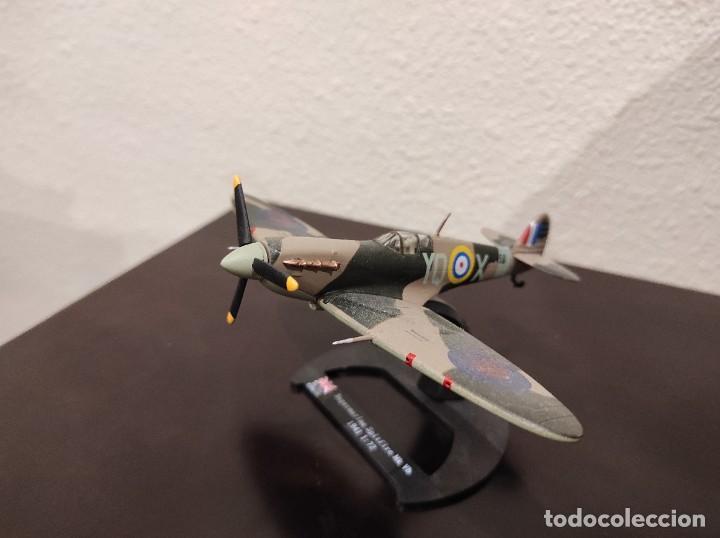 Modelos a escala: SUPERMARINE SPITFIRE MK VB 1941 - 1:72 - WWII AVIÓN - Foto 2 - 288626993