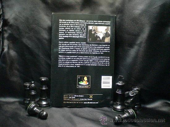 Coleccionismo deportivo: Chess. Mejora tu juego posicional. Decálogo de la Estrategia en Ajedrez - Erich Eliskases - Foto 3 - 140392065