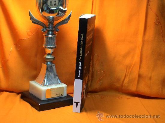 Coleccionismo deportivo: La partida inmortal. Una historia del ajedrez - David Shenk - Foto 2 - 26808066