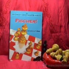 Coleccionismo deportivo: AJEDREZ. CHESS. FISCHER! - ALEX FISHBEIN DESCATALOGADO!!!. Lote 26830284