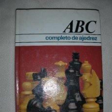 ABC COMPLETO DEL AJEDREZ