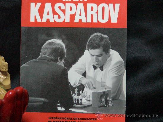 Coleccionismo deportivo: Ajedrez. Chess. How to beat Gary Kasparov - Raymond Keene DESCATALOGADO!!! - Foto 2 - 27035170