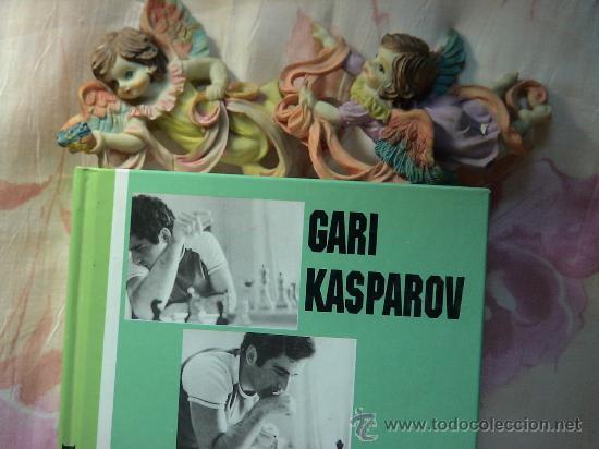 Coleccionismo deportivo: Ajedrez. La prueba del tiempo - Gari Kasparov DESCATALOGADO - Foto 2 - 77454803