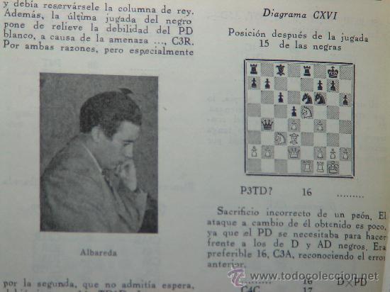 Coleccionismo deportivo: Torneo Internacional de Ajedrez de Barcelona 1946 - Rafael Llorens DESCATALOGADO!!! - Foto 4 - 29799358