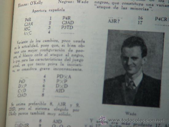 Coleccionismo deportivo: Torneo Internacional de Ajedrez de Barcelona 1946 - Rafael Llorens DESCATALOGADO!!! - Foto 6 - 29799358