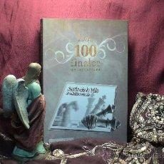 Coleccionismo deportivo: AJEDREZ. CHESS. LOS 100 FINALES QUE HAY QUE SABER - JESÚS DE LA VILLA. Lote 245014850