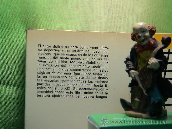 Coleccionismo deportivo: La edad de oro del ajedrez - Juan Fernández Rúa DESCATALOGADO!!! - Foto 5 - 47003622