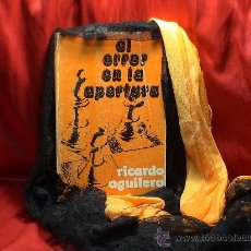 Coleccionismo deportivo: AJEDREZ. EL ERROR EN LA APERTURA - RICARDO AGUILERA DESCATALOGADO!!!. Lote 28029541