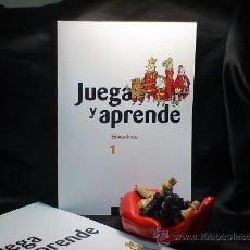 Coleccionismo deportivo: AJEDREZ. CHESS. JUEGA Y APRENDE 1 - JORDI PRIÓ BURGUÉS/RAMÓN TORRA BERNAT/INMA FARRÉ. Lote 70047761
