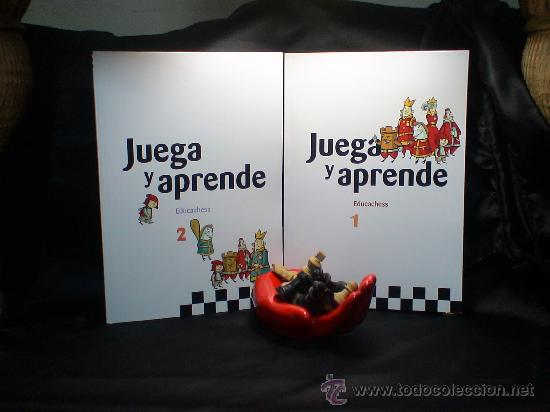 Coleccionismo deportivo: Ajedrez. Juega y aprende. Educachess 1 - Jordi Prió Burgués/Ramón Torra Bernat/Inma Farré Vilalta - Foto 3 - 70047761