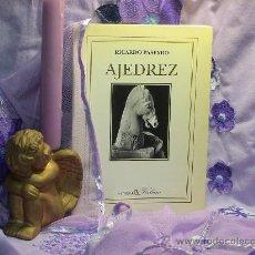 Coleccionismo deportivo: AJEDREZ - RICARDO PASEYRO. Lote 32659530