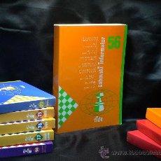 Coleccionismo deportivo: AJEDREZ. INFORMADOR AJEDRECÍSTICO - SAHOVSKI INFORMATOR 56 X 1992-I 1993 DESCATALOGADO!!!. Lote 29849342