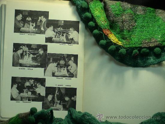 Coleccionismo deportivo: XXII Torneo Internacional de Ajedrez Mar del Plata 1959 (boletines) DESCATALOGADO!!! - Foto 2 - 53754041