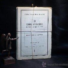 Coleccionismo deportivo: XX TORNEO INTERNACIONAL DE AJEDREZ DE MAR DEL PLATA 1957 (BOLETINES) DESCATALOGADO!!!. Lote 40932786