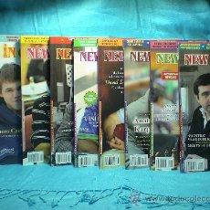 Coleccionismo deportivo: AJEDREZ. REVISTA. MAGAZINE NEW IN CHESS 2010. AÑO COMPLETO. DESCATALOGADO!!!. Lote 28808678