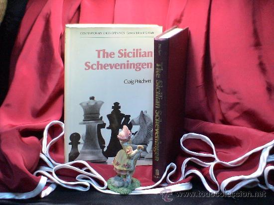 Coleccionismo deportivo: Ajedrez. Chess. The Sicilian Scheveningen - Craig Pritchett DESCATALOGADO!!! - Foto 3 - 29304336